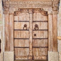 Antique Doors & Gates
